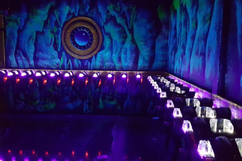 Laser Tag – Lakepoint Station