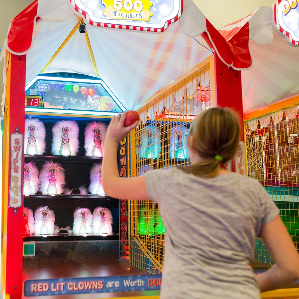 Bartow County Arcade